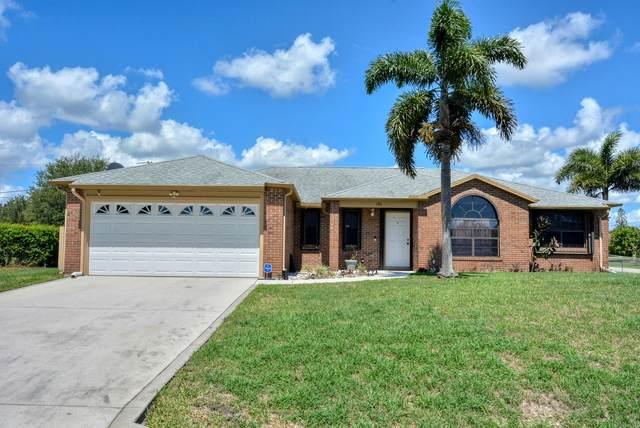 186 NW Avens Street NW, Port Saint Lucie, FL 34983 (#RX-10723775) :: Michael Kaufman Real Estate