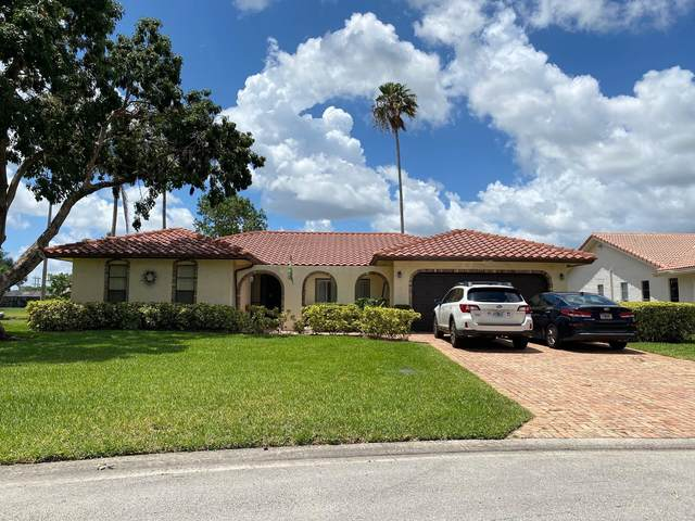 10100 NW 1st Manor, Coral Springs, FL 33071 (MLS #RX-10723795) :: Castelli Real Estate Services