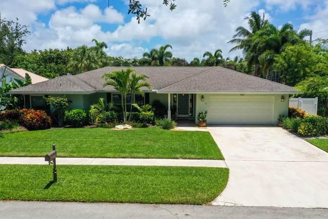 931 SW 15th Street, Boca Raton, FL 33486 (MLS #RX-10723804) :: Castelli Real Estate Services
