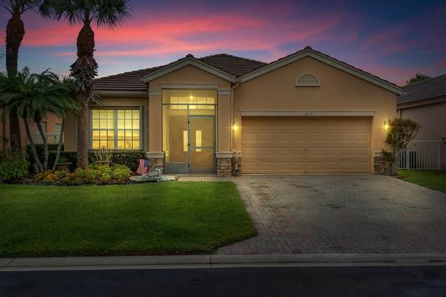 5715 Saddle Trail Lane, Lake Worth, FL 33449 (MLS #RX-10723808) :: Castelli Real Estate Services