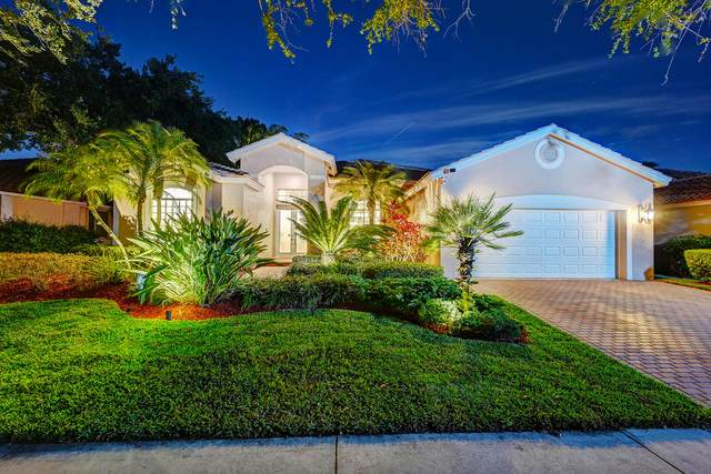 2724 Oakbrook Drive, Weston, FL 33332 (MLS #RX-10723810) :: Castelli Real Estate Services