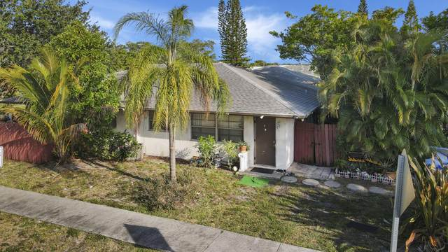 3111 NW 2nd Terrace 4-157, Pompano Beach, FL 33064 (MLS #RX-10723818) :: Castelli Real Estate Services