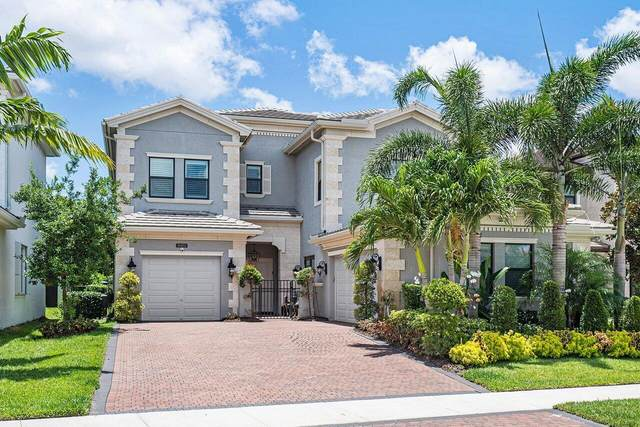 16951 Pavilion Way, Delray Beach, FL 33446 (#RX-10723821) :: Real Treasure Coast