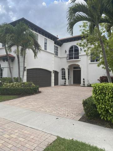 6221 Via Venetia N, Delray Beach, FL 33484 (MLS #RX-10723822) :: Castelli Real Estate Services