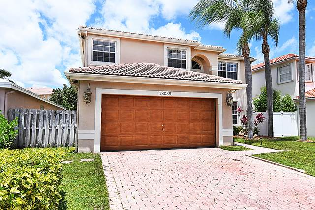 18039 Jazz Lane, Boca Raton, FL 33496 (MLS #RX-10723878) :: Castelli Real Estate Services