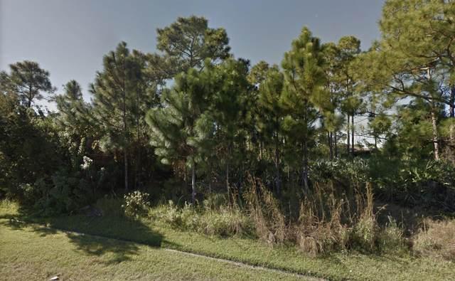 2038 SW Trenton Lane, Port Saint Lucie, FL 34984 (#RX-10723882) :: Michael Kaufman Real Estate