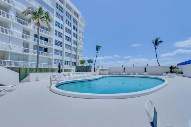 3570 S Ocean Boulevard #511, South Palm Beach, FL 33480 (MLS #RX-10723887) :: Castelli Real Estate Services