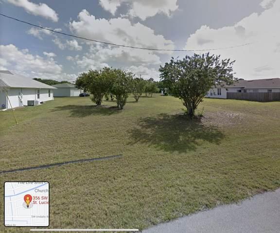 356 SW Alcan Drive, Port Saint Lucie, FL 34953 (MLS #RX-10723891) :: Castelli Real Estate Services