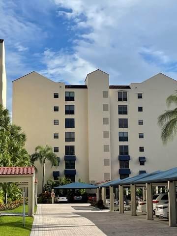 7572 Regency Lake Drive #102, Boca Raton, FL 33433 (MLS #RX-10723904) :: Castelli Real Estate Services