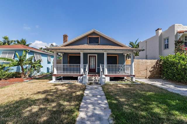 811 Ardmore Road, West Palm Beach, FL 33401 (#RX-10723931) :: Michael Kaufman Real Estate