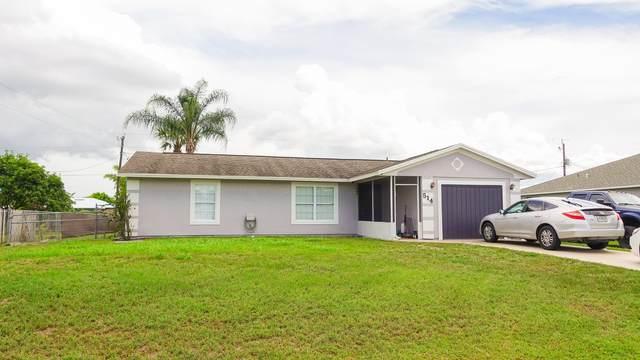 514 SW Butler Avenue, Port Saint Lucie, FL 34983 (#RX-10723991) :: Michael Kaufman Real Estate