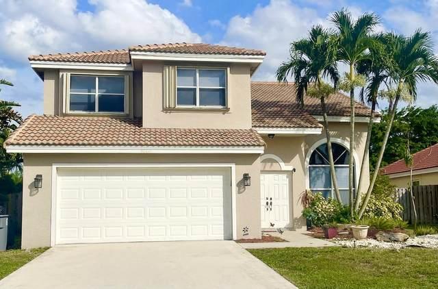 8660 Tourmaline Boulevard, Boynton Beach, FL 33472 (#RX-10724037) :: DO Homes Group