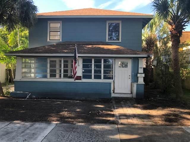 428 55th Street, West Palm Beach, FL 33407 (#RX-10724040) :: DO Homes Group