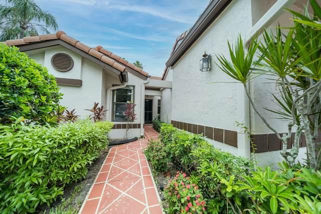 6347 Kings Gate Circle, Delray Beach, FL 33484 (MLS #RX-10724048) :: The Paiz Group