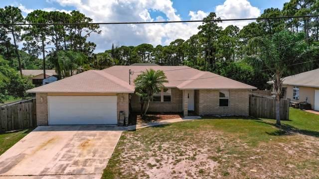 5909 Sunset Boulevard, Fort Pierce, FL 34982 (#RX-10724054) :: Michael Kaufman Real Estate