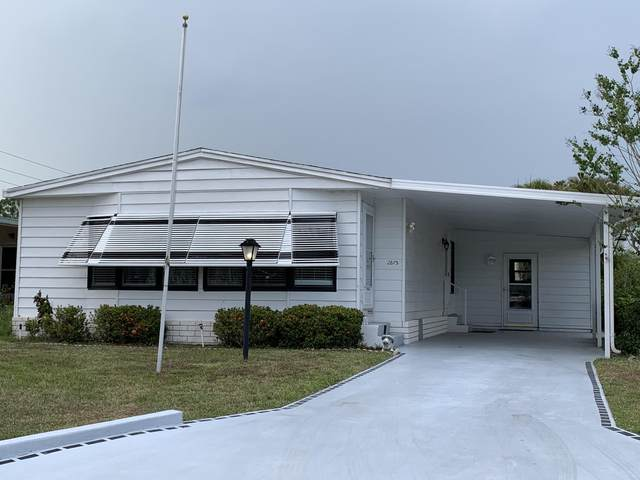 2875 SW Thunderbird Trail, Stuart, FL 34997 (MLS #RX-10724062) :: Castelli Real Estate Services