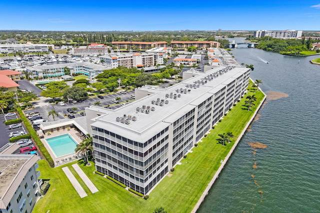 44 Yacht Club Drive #314, North Palm Beach, FL 33408 (#RX-10724081) :: The Rizzuto Woodman Team