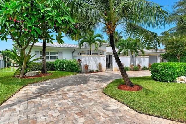 4201 NE 24th Avenue, Lighthouse Point, FL 33064 (MLS #RX-10724084) :: The Paiz Group