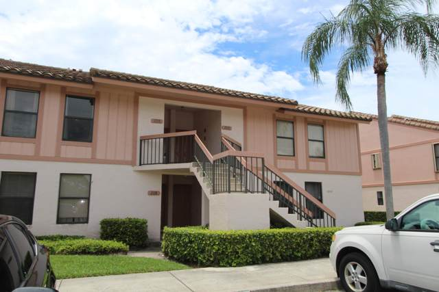 3300 Jaywood Terrace #2160, Boca Raton, FL 33431 (MLS #RX-10724093) :: The Paiz Group