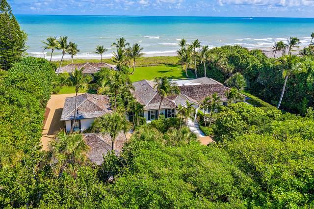 25 S Beach Road, Hobe Sound, FL 33455 (#RX-10724112) :: Michael Kaufman Real Estate