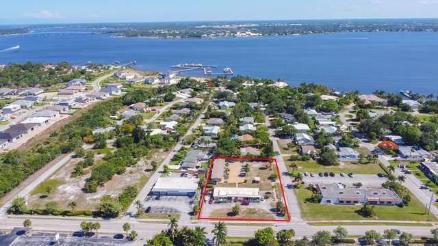 2222 NE Dixie Highway, Jensen Beach, FL 34957 (MLS #RX-10724142) :: The Paiz Group