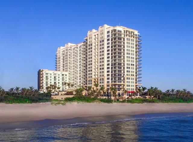 3800 N Ocean Drive #1502, Singer Island, FL 33404 (MLS #RX-10724151) :: Castelli Real Estate Services