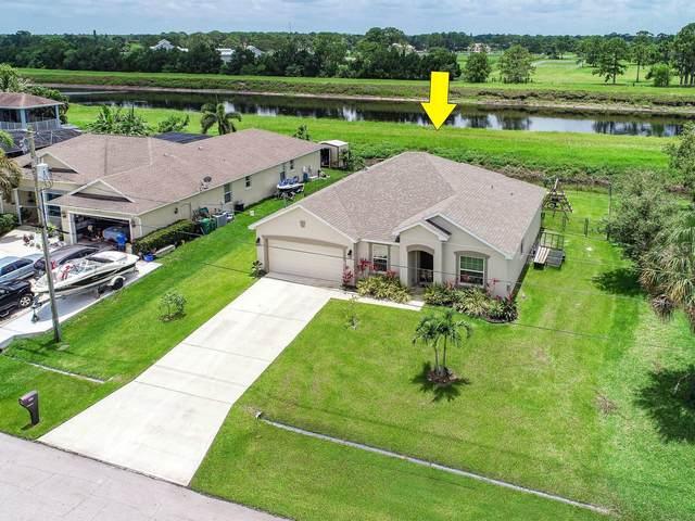 1364 SW Abacus Avenue, Port Saint Lucie, FL 34953 (#RX-10724160) :: Michael Kaufman Real Estate