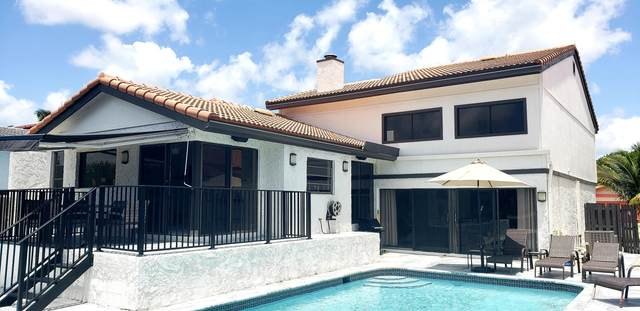 6506 Sweet Maple Lane, Boca Raton, FL 33433 (MLS #RX-10724161) :: Castelli Real Estate Services
