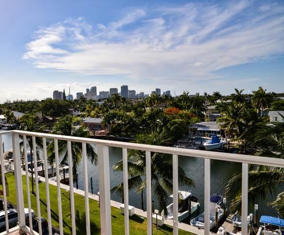 1731 SE 15th Street #505, Fort Lauderdale, FL 33316 (MLS #RX-10724186) :: The Paiz Group