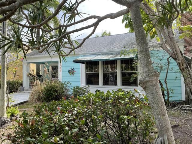 717 S Palmway, Lake Worth Beach, FL 33460 (MLS #RX-10724195) :: Berkshire Hathaway HomeServices EWM Realty