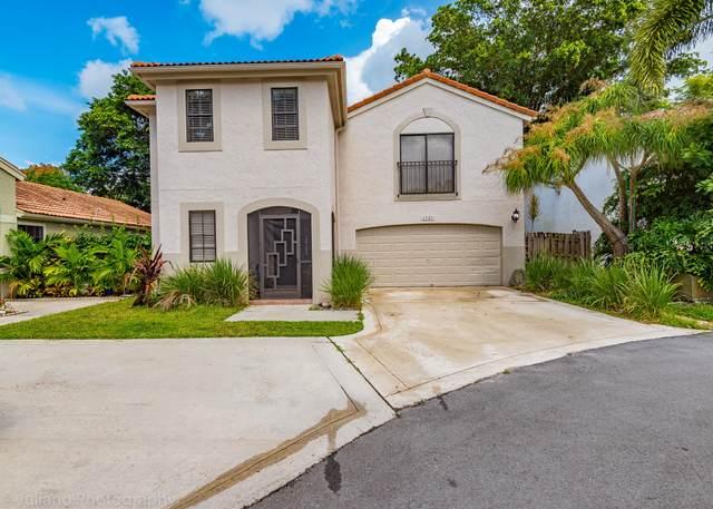1721 Shoreside Circle, Wellington, FL 33414 (MLS #RX-10724211) :: Castelli Real Estate Services