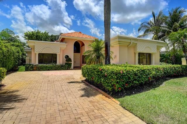 7316 Gateside Drive, Boca Raton, FL 33496 (MLS #RX-10724223) :: The Paiz Group