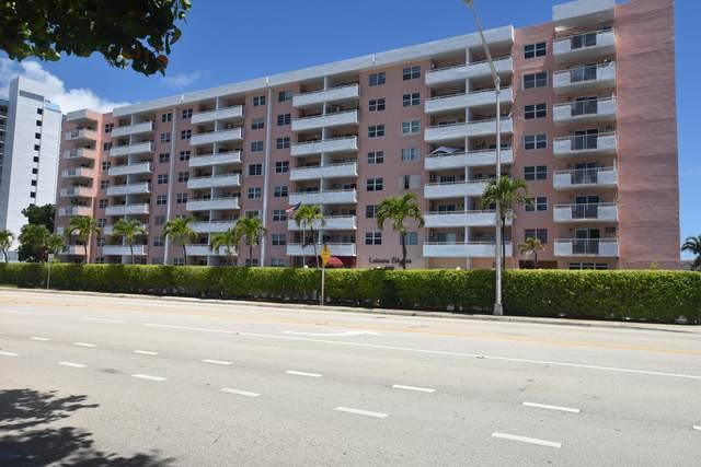 3201 NE 14th Street #201, Pompano Beach, FL 33062 (#RX-10724234) :: Baron Real Estate