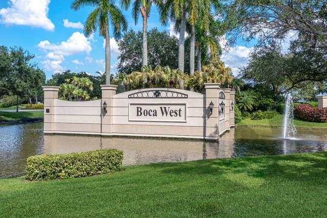 20361 Boca West Drive #1302, Boca Raton, FL 33434 (MLS #RX-10724244) :: The Paiz Group
