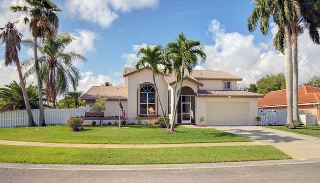 7401 Anadale Circle, Lake Worth, FL 33467 (MLS #RX-10724245) :: Castelli Real Estate Services