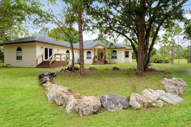 4935 Lame Panther Lane, Loxahatchee, FL 33470 (MLS #RX-10724261) :: The Jack Coden Group