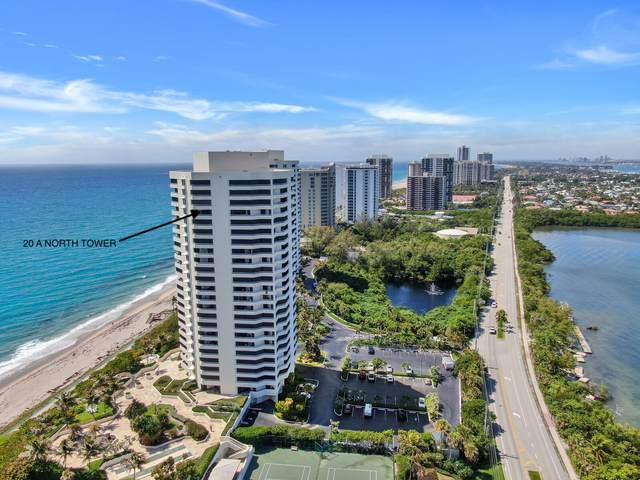 5080 N Ocean Drive 20A, Singer Island, FL 33404 (MLS #RX-10724264) :: Dalton Wade Real Estate Group