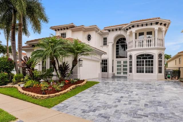 8047 Valhalla Drive, Delray Beach, FL 33446 (#RX-10724282) :: Michael Kaufman Real Estate
