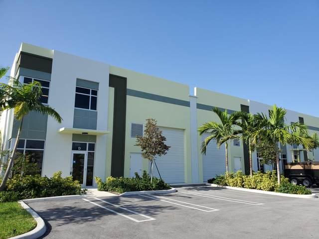 1201 Georgia Street, Delray Beach, FL 33444 (MLS #RX-10724284) :: The Paiz Group
