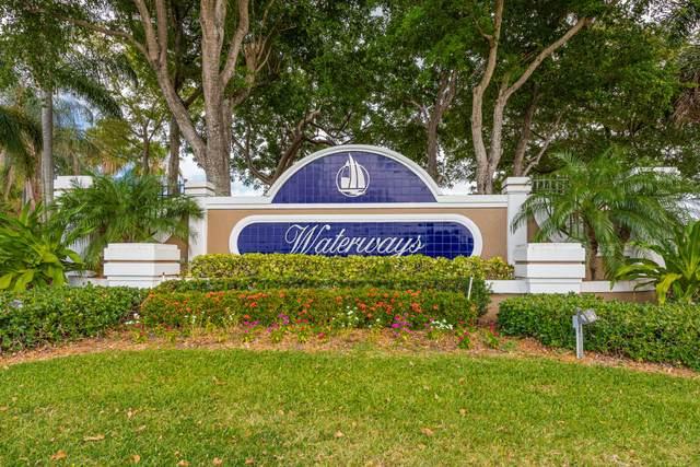 1495 SW 48 Terrace #1495, Deerfield Beach, FL 33442 (MLS #RX-10724285) :: The Paiz Group
