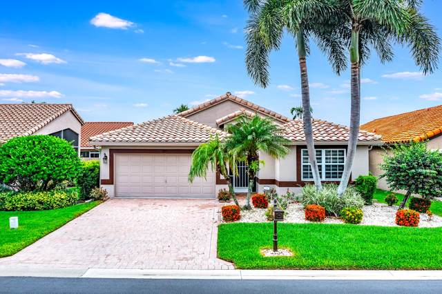 11573 Alana Terrace, Boynton Beach, FL 33437 (#RX-10724292) :: Michael Kaufman Real Estate