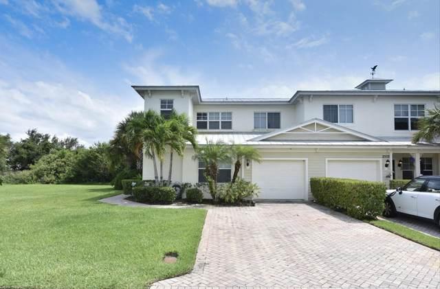 2551 Creekside Drive, Fort Pierce, FL 34981 (#RX-10724306) :: Dalton Wade