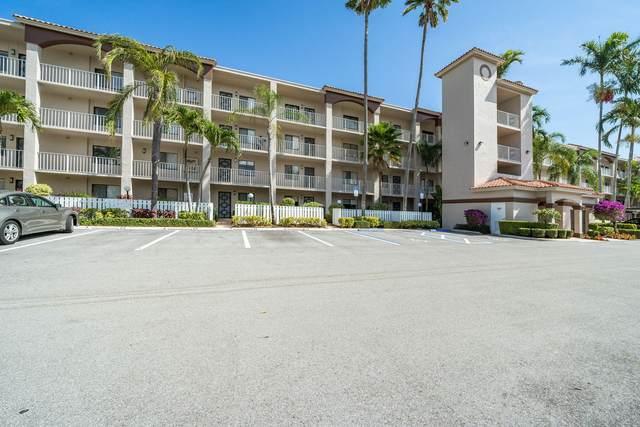 6037 Pointe Regal Circle #201, Delray Beach, FL 33484 (#RX-10724324) :: DO Homes Group