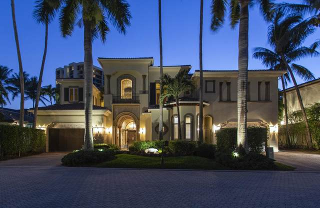 1006 Grand Court, Highland Beach, FL 33487 (#RX-10724326) :: Posh Properties