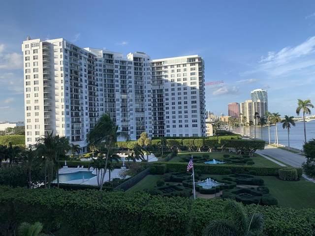 1801 S Flagler Drive #503, West Palm Beach, FL 33401 (#RX-10724376) :: DO Homes Group