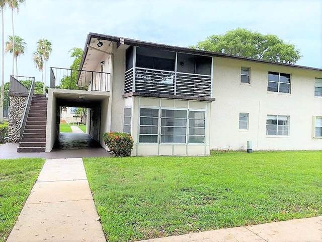 345 W Laurel Drive 1M, Margate, FL 33063 (#RX-10724377) :: The Power of 2 | Century 21 Tenace Realty