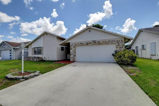 23118 SW 53rd Avenue, Boca Raton, FL 33433 (#RX-10724382) :: Real Treasure Coast