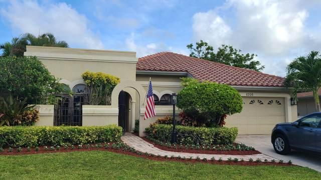 6206 Amberwoods Drive, Boca Raton, FL 33433 (#RX-10724390) :: Real Treasure Coast