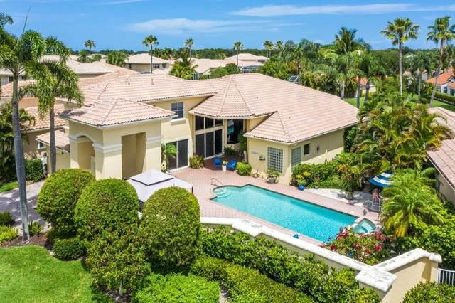 1134 Grand Cay Drive, Palm Beach Gardens, FL 33418 (#RX-10724396) :: Michael Kaufman Real Estate