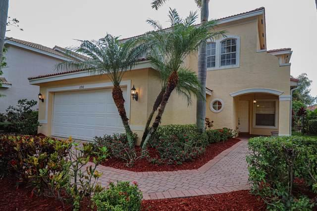 11716 Rock Lake Terrace, Boynton Beach, FL 33473 (#RX-10724426) :: Michael Kaufman Real Estate